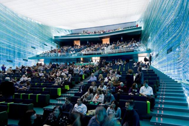 El Batel Auditorium and Conference center
