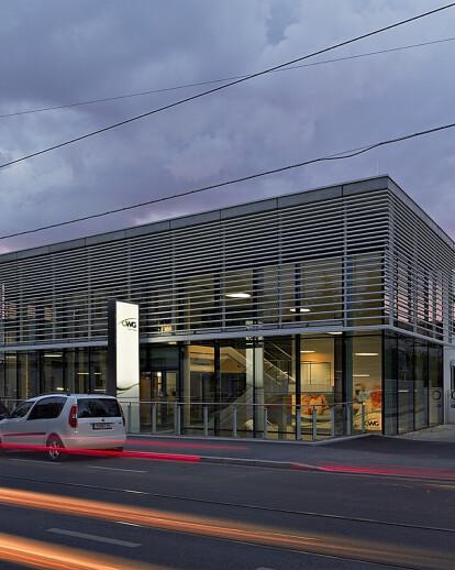 ÖWG/ÖWGes Headquarters