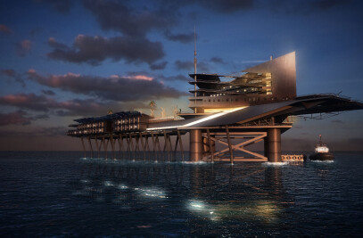 [PACIFIC] Ocean Platform Prison - AC-CA