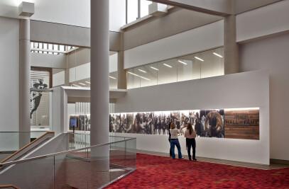 College Football Hall of Fame - Atlanta Hall Management