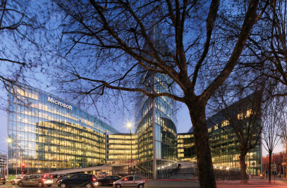 EOS Generali / Microsoft Europe Headquarters