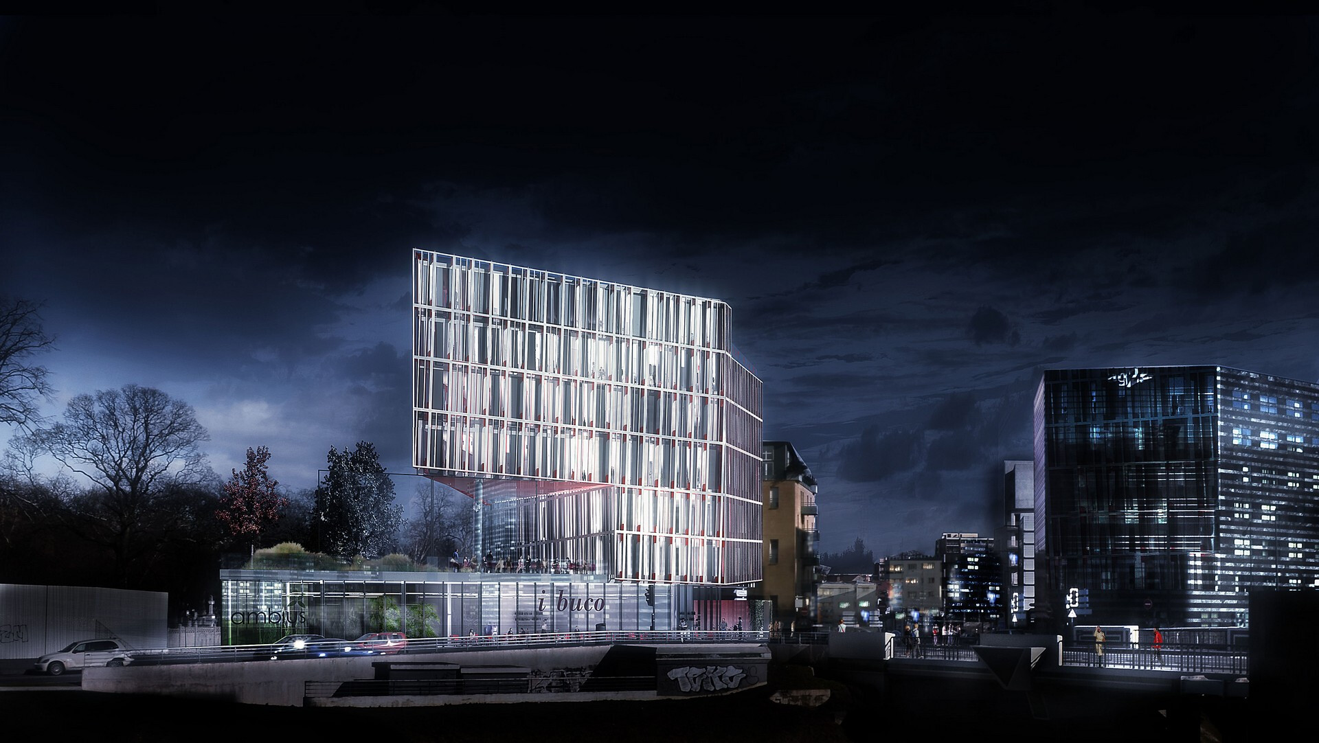 OFFICE BUILDING IN LILLE