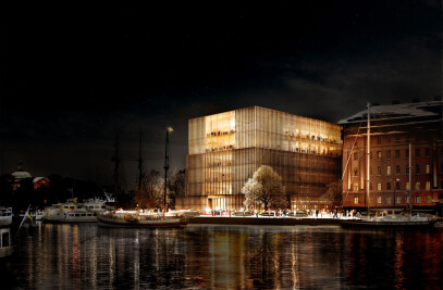 The Nobel Center architectural competition