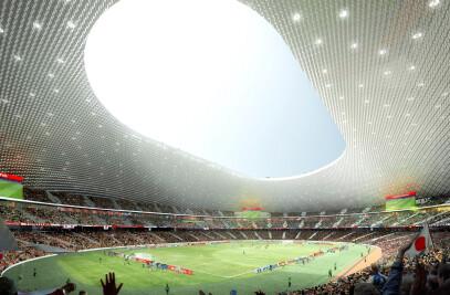 Kofun Stadium