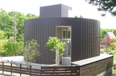Nasu weekend house