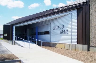 United Mail Corporate Headquarters
