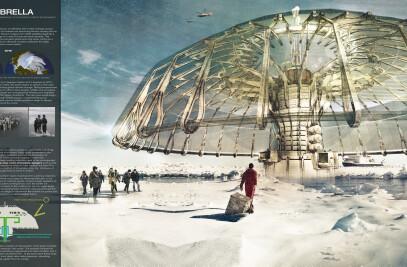 The Polar Umbrella