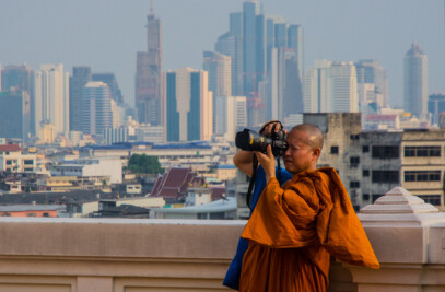 "#1 Teaser - A Touch of Bangkok - ""Film documentary about dwellings around earth"""