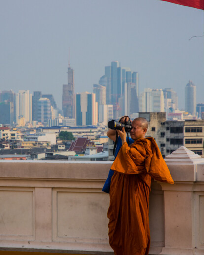 """#1 Teaser - A Touch of Bangkok - """"Film documentary about dwellings around earth"""""""
