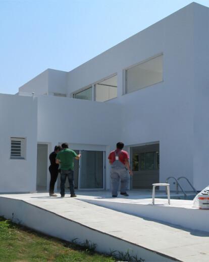 Summer house in Attica