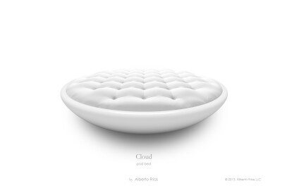 Cloud Pod Bed