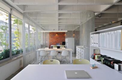 Davidie Rozin architects office
