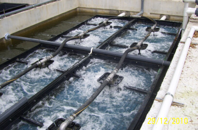 Community Wastewater (& Water Reuse) Treatment System