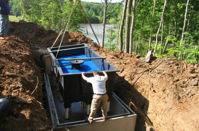 MicroFAST Residential & Commercial Wastewater Treatment Systems