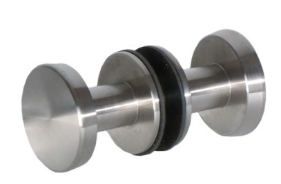 Shower door -knobs