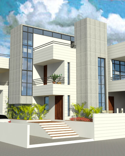 Residence For Mr. Deepak Paul