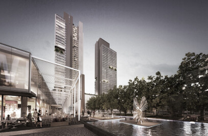 Mecidiyeköy Towers