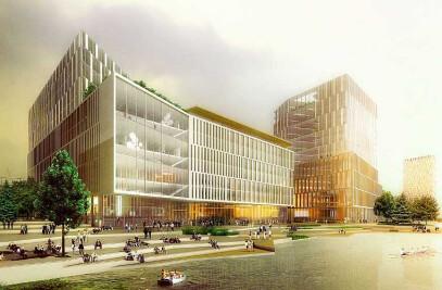 SEB Campus in Stockholm
