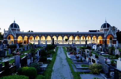 Kolumbarium Zentralfriedhof Graz