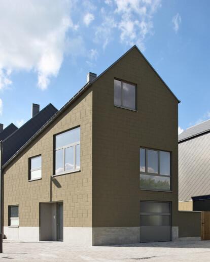 Urban housing development