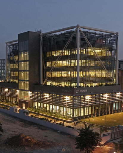 Volvo-Eicher Corporate Headquarters