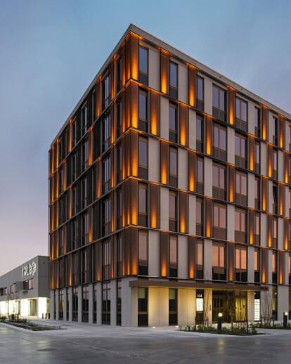 Business Complex Building 'T Walletje Knokke-Heist