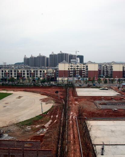 Yongxin Secondary School Prototype