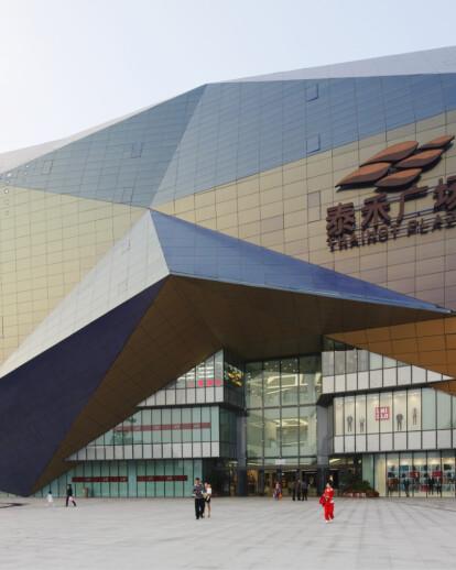 Fuzhou Wusibei Thaihot Plaza
