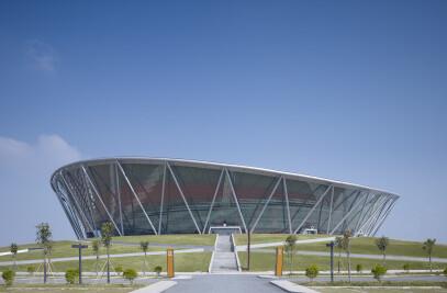 Basketball stadium in Dongguan