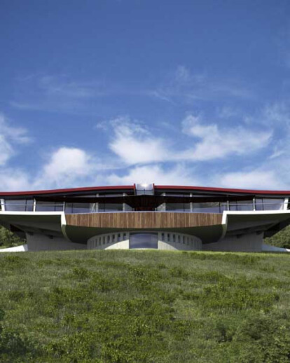 NEVEREND Eco-House
