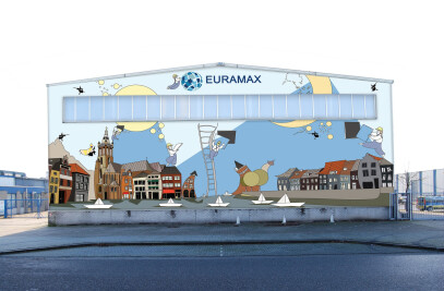 Euramax competition entry