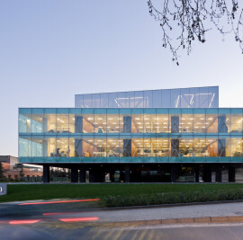 Vakko headquarters and power media center
