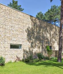 Great Gabion Walls