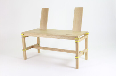 Nomadic Bench