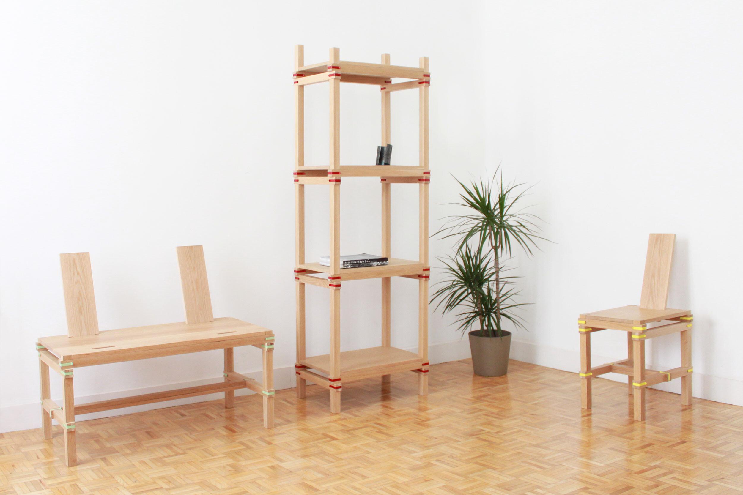 Nomadic Shelves