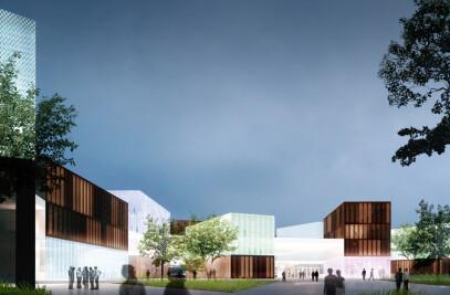 Aalto University Campus 2015 winning proposal