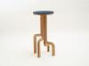 Twig bar stool