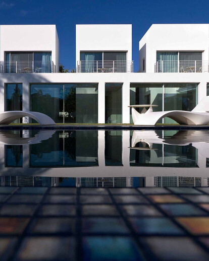 The Cubes House
