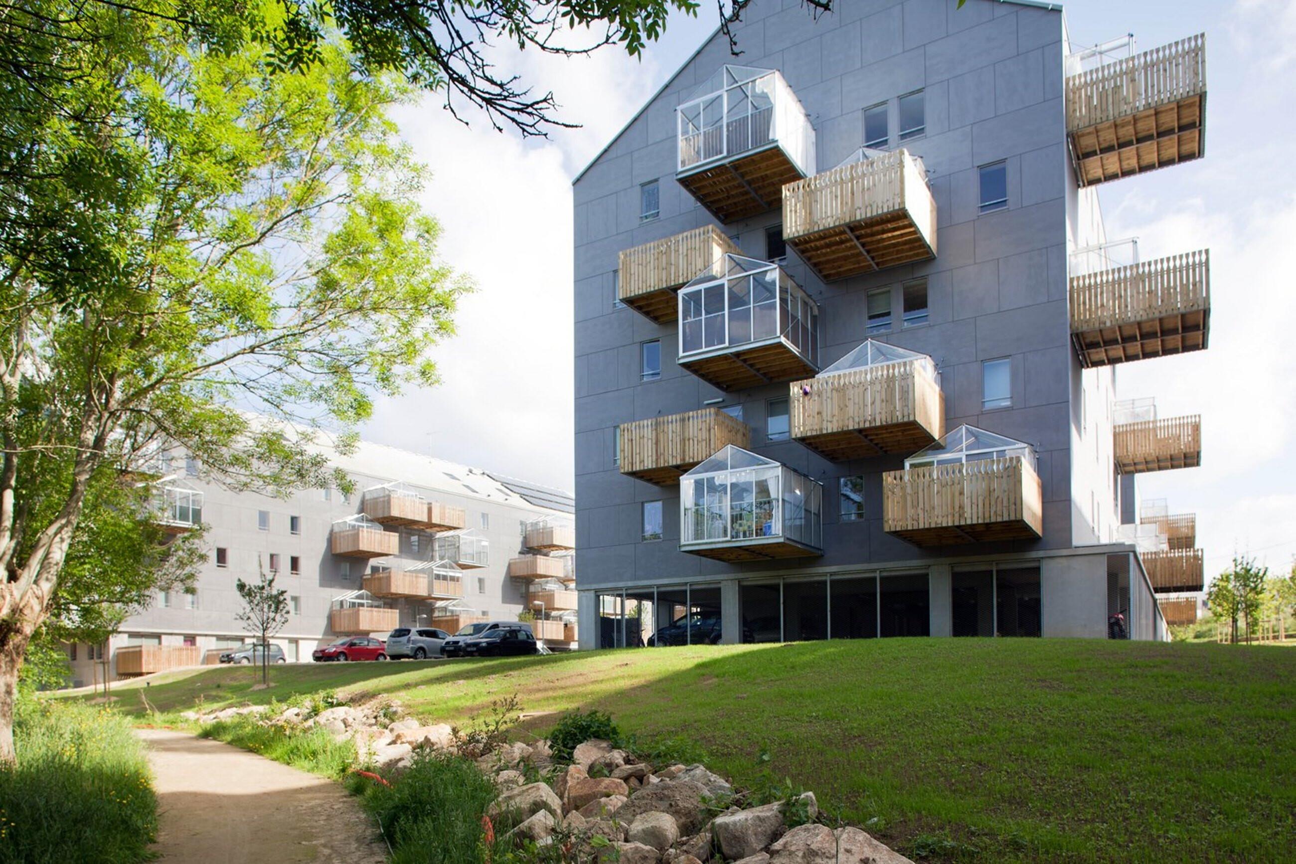 Pradenn Housing