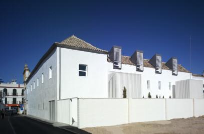 San Jerónimo Hospital Refurbishment