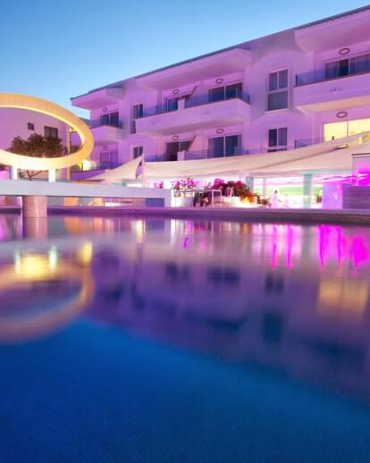 Vitrogres Hotel Santos Ibiza Coast Suites