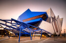 Perth Arena: A giant puzzle of 3D architecture