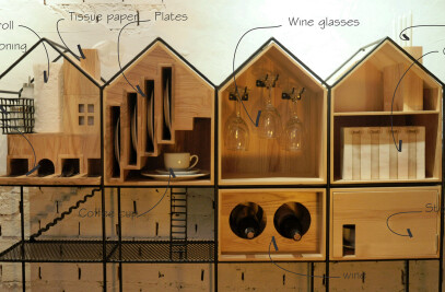 Baan Dinner Cabinet