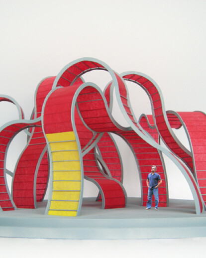 The Fabric Transformation Pavilion