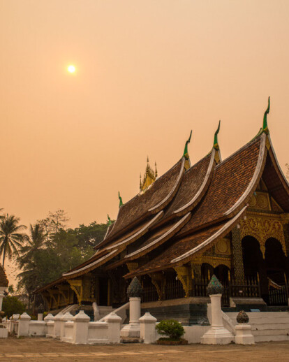 "#3 Teaser - Luang Prabang - Laos ""Film documentary about habitat around Earth """