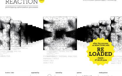 REACTION workshop 1401 / RELOADED