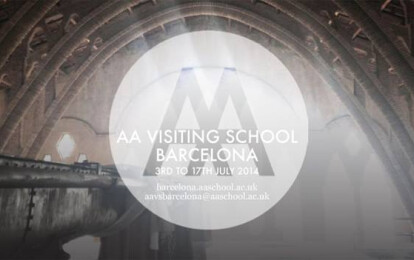 AA Visiting School Barcelona 2014
