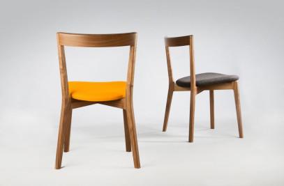 Cross Side Chair