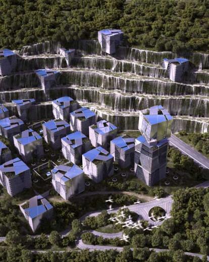 GEODA 2055 ECO-CITY