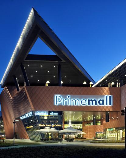 Gaziantep Prime Mall Shopping Center